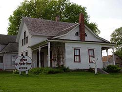 Haunted Houses - Villisca Axe Murder House