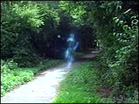 Photo of a Ghost or Spirit